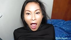 Public Agent Hot Thai beauty fucked hard in horny fuck